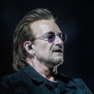 Bono pierde la voz en pleno concierto