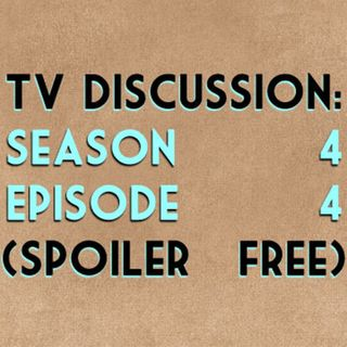 TV Discussion: Game of Thrones S04E04 (spoiler free)