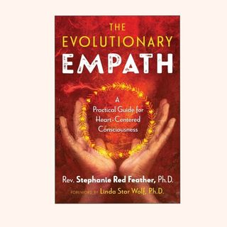 Coffee Time ~ The Evolutionary Empath. Guest: Rev. Stephanie Red Feather, PhD