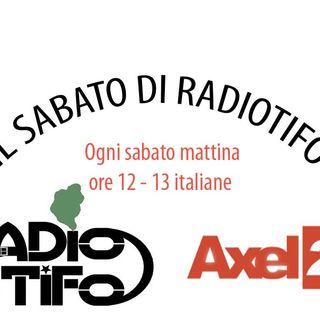 Il Sabato di Radiotifo - Puntata n.1 del 14-04-2018