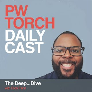 "PWTorch Dailycast - The Deep...Dive with Rich Fann - Jeff J Luffy of ""Jeff vs. The World"" on wrestling conventions, price of being superfan"