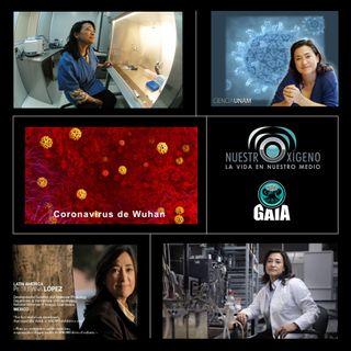 NUESTRO OXÍGENO El Coronavirus - Dra. Susana López Charreton
