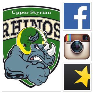 UPPER STYRIAN RHINOS on SPREAKER Folge 5