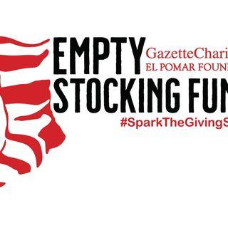 Empty Stocking Fund: Colorado Springs Salvation Army