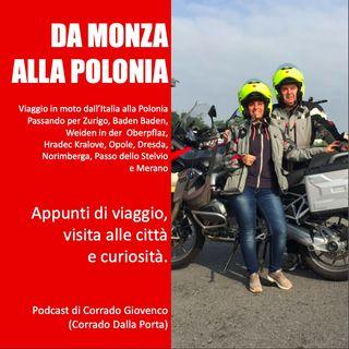 Da Monza alla Polonia ep 1