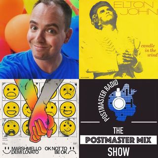 The Postmaster Mix presents: Will Nash is back, A Request for Elton John, and more!