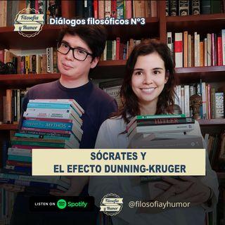 Sócrates y el efecto Dunning-Kruger