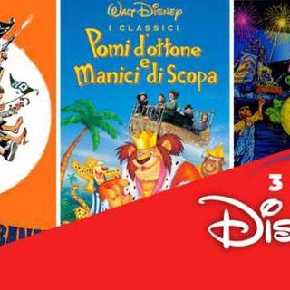 3 film Disney per alleviare il torpore