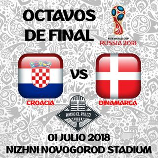 Croacia vs Dinamarca en VIVO