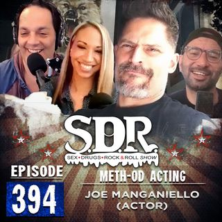 Joe Manganiello (Actor) - Meth-od Acting