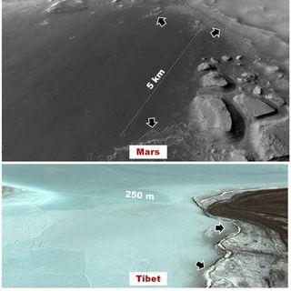 239-Martian Lakes