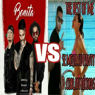 Bonita De J Balvin Ft Jowell Y Randy Made By Dannycoblan The Letter Dealer