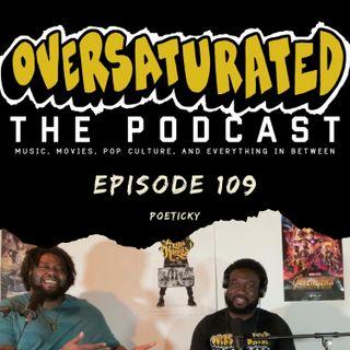 Episode 109 - Poeticky