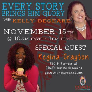 Life Renewal with Regina Clayton
