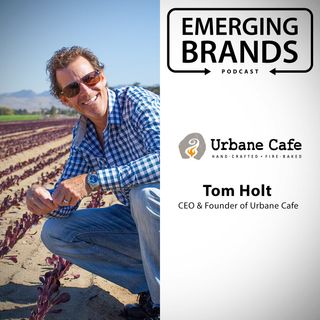 Tom Holt, Founder and CEO of Urbane Cafe