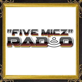 FiveMicz Fridays Ep.8 W/ Ken Lewis #Grammy #Nominated #Platinum #Producer