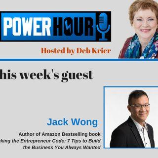 Guest: Jack Wong - Cracking the Entrepreneur Code
