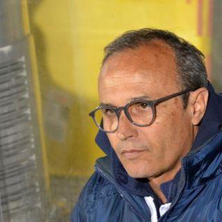 Mister Marino alla vigilia di Foggia - Spezia