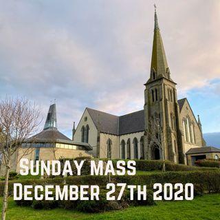 Sunday Mass Bundoran 27th December 2020