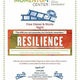 FREE DINNER & MOVIE EXTENDED GRACE