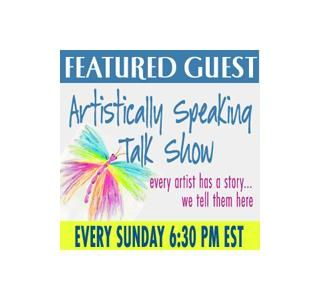 Artistically Speaking with Rebecca E. Parsons