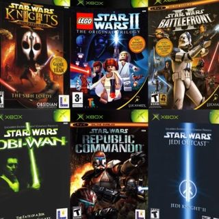 Star Wars: What We Need In Games
