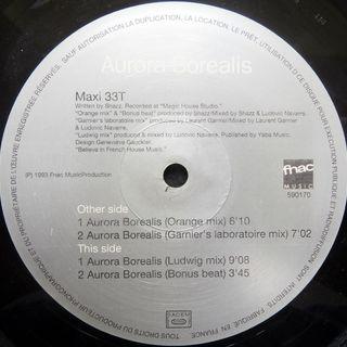 Aurora Borealis - Aurora Borealis (Ludwig Mix)