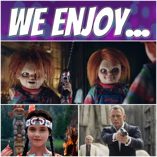 Ep 18 - This is Charles Lee Ray's Design (Cult of Chucky Recap)