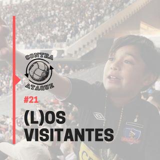OCA#21 - (L)os Visitantes