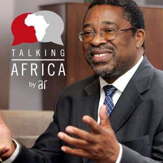 """#73: Moeletsi Mbeki - """"The ANC today really is about access to government jobs"""""""