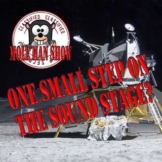 One Small Step on the Sound Stage a Moon-Landing Hoax Story.