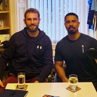 Episode 78 - with Pete Oakden - Former marine and now owner of Cave Fit, Edinburgh.
