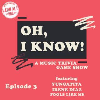 Episode 3: Irene Diaz vs. Yungatita vs. Fools Like Me