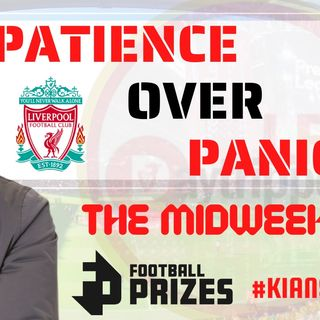 Patience Over Panic | Midweek Fix