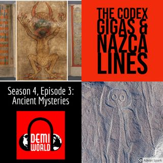 Episode 29: Ancient Mysteries