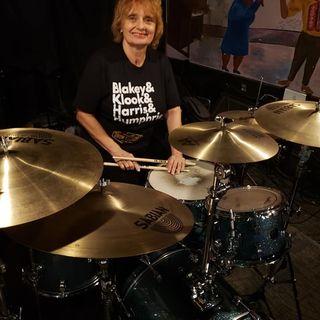 Tedi Brunetti singer, songwriter and drummer