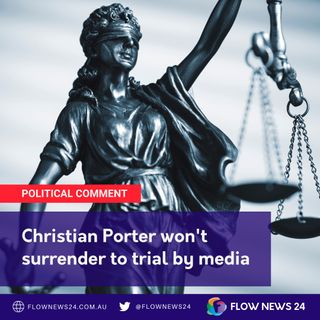 The rule of law and the case of Attorney-General Christian Porter
