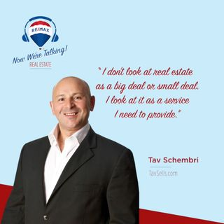 Switching Gears: Tav Schembri & Real Estate as a Second Career