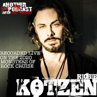 Richie Kotzen Live From Monsters Of Rock Cruise 2020