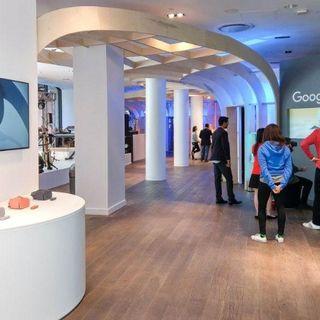 #59 Google por fin abre tiendas fisicas E.E.U.U