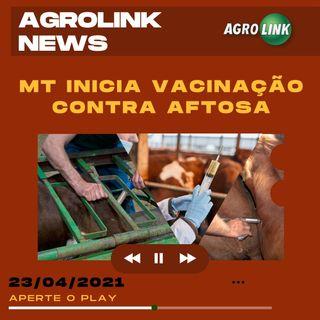 Podcast: Mato Grosso prepara campanha de vacinação contra aftosa