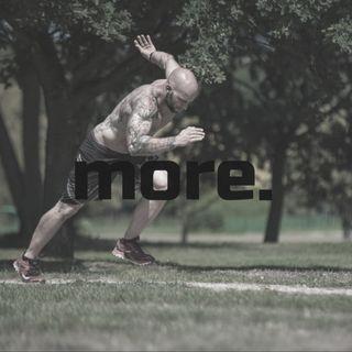 """more. than training ep. 25 - Maciej Bielski """"Nasze ciało ma jedną baterię na wszystko."""""""