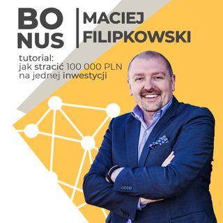 Jak stracić 100 000 PLN - czyli inwestycja, która nigdy nie zakwitła