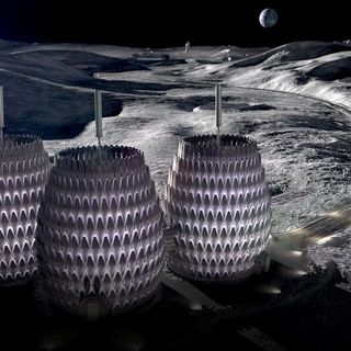 Habitat lunari, le proposte di NASA ed ESA