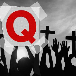 QAnon Uses Religion to Lure Unsuspecting Christians