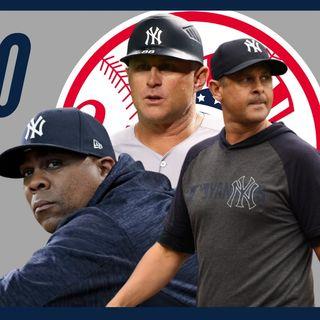 MLB: YANKEES buscarán NUEVAS CARAS entre sus entrenadores