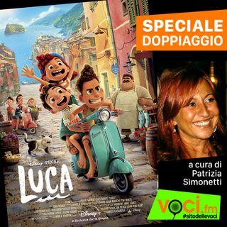 """""""LUCA - I DOPPIATORI"""" su VOCI.fm - clicca PLAY e ascolta lo speciale"""