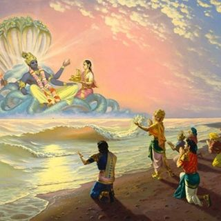 Best Prayer/boon to ask from God(Krishna)?
