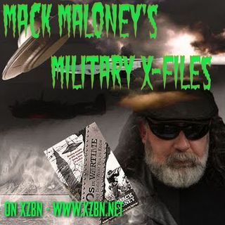 Military X-Files with Mack Maloney
