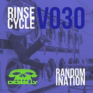 Randomination V030 - Rinse Cycle